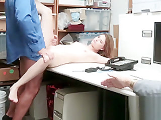 Big load of dick drilling tiny cunt
